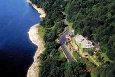 The Haweswater Hotel - Lake District Luxury Break with Spectacular Reservoir Views for Two - Save 60%