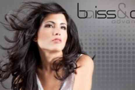 Baiss & Co - Cut, Blow Dry and Wella Conditioning Treatment - Save 61%