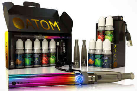 E Cigarettes For Me - E-Cigarette Starter Kit Delivery Included - Save 64%