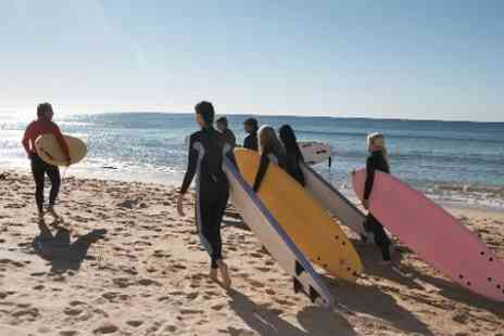 Salinas Alamar Surf House - Two or Six Nights stay With Breakfast and Classes  - Save 0%