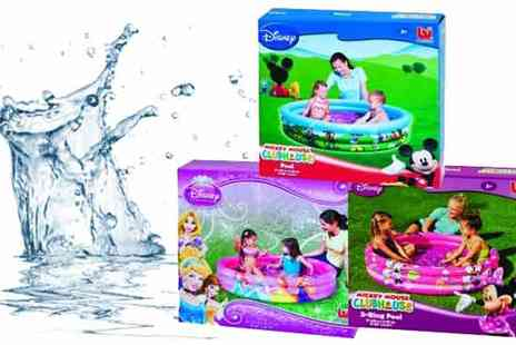 All Boxed Up - A Choice of Disney Paddling Pools - Save 35%
