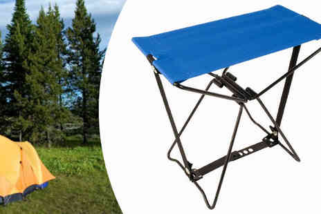 All Boxed Up - Folding Camping Chair - Save 80%