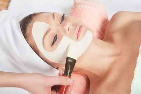 Radiance Skin Care and Laser Clinic - Facial With Nail File and Polish  - Save 76%