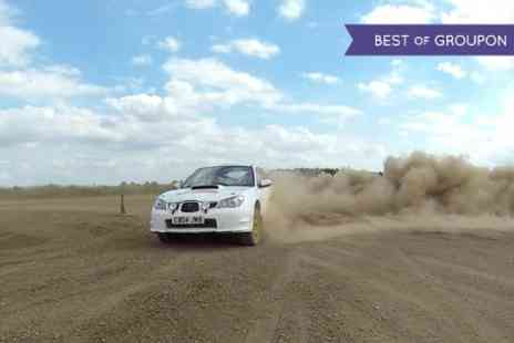 Langley Park Rally School - Rally Driving Experience - Save 51%