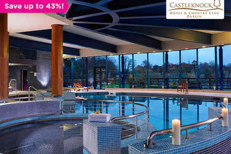 Castleknock Hotel - Aristocratic Dublin Retreat - Save 0%