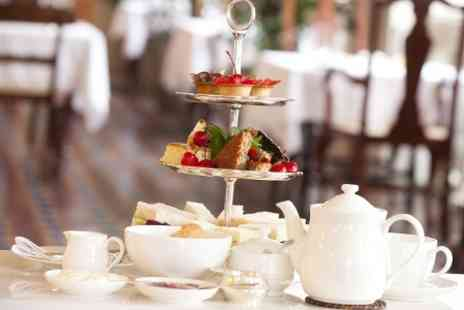 The Waterside Inn  - Summer Afternoon Tea For Two  - Save 0%