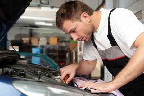 Adrians Autos  - 54 Point Car Service With Oil Change  - Save 63%
