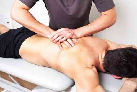 Sports Massage Therapy - One Hour Sports Massage  - Save 54%
