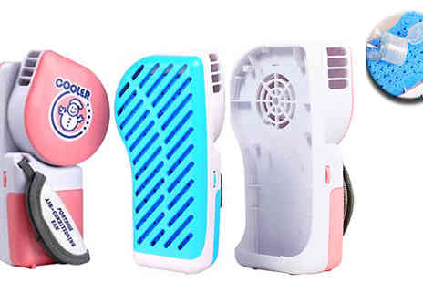 Zip Gadgets - Portable Air Conditioning Device - Save 66%