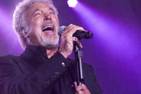 Lcc Live Event Services - Tickets to Tom Jones at Falkirk Stadium - Save 0%