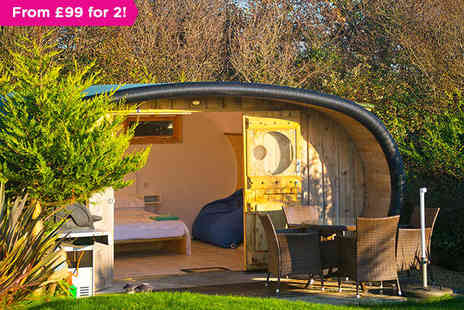Atlantic Surf Pods - Eco Friendly Pods on a Coastal Cornish Farm - Save 0%