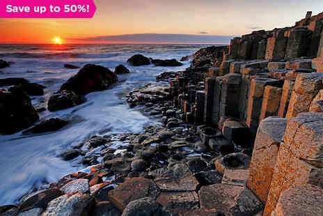 Causeway Hotel - The Majestic Giants Causeway in Co. Antrim - Save 50%