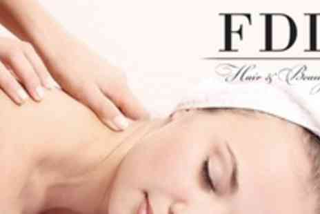 FDL Hair & Beauty - Swedish Massage and Facial - Save 65%