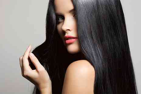 Dazzling Hair Boutique - Cut and Blow Dry With Colour or Highlights - Save 0%