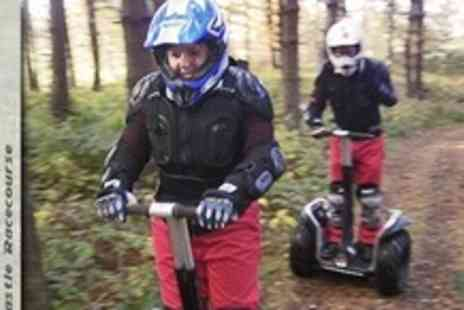 Absolute Segway - One Hour Segway Assault Course Experience For Two - Save 60%