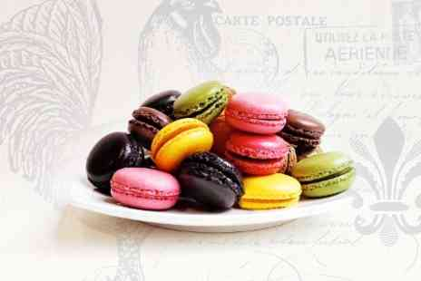PAVILLON LEDOYEN - Pavillon Ledoyen Paris Mini Macaroons or Chocolate Truffles With Free Delivery  - Save 53%