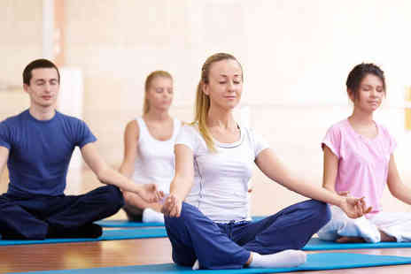 MoveGB - Ten Yoga Classes at a Choice of 34 Locations - Save 0%