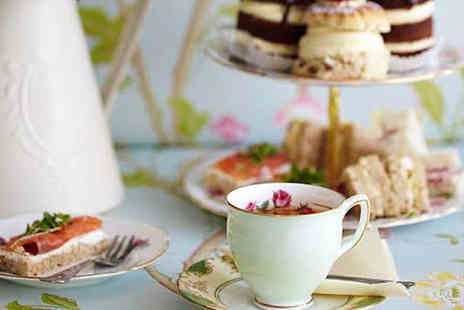 Mama Doreens Cupcake Company - Afternoon Tea for Two  - Save 43%