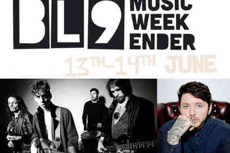 Bury FC Stadium - Ticket to BL9 Music Weekender Festival  - Save 21%