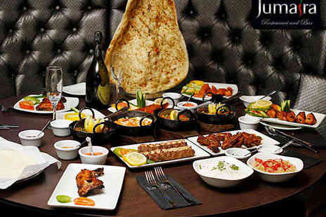 Jumaira Spice - Starter and Main Course for Two  - Save 55%