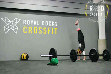 Royal Docks CrossFit - Eight CrossFit Classes - Save 94%