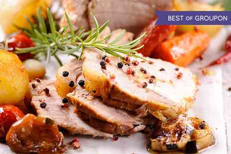 Marine Court Hotel - Five Course Bank Holiday Sunday Carvery For Two  - Save 35%