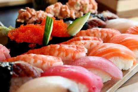 Kyoto Sushi - Sushi To Go For Two  - Save 44%