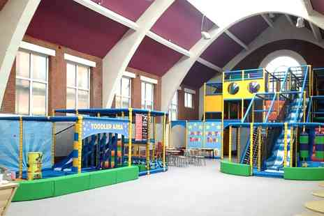 Pirates Play Centre - Entry to Kids Soft Play and Drink Each - Save 44%