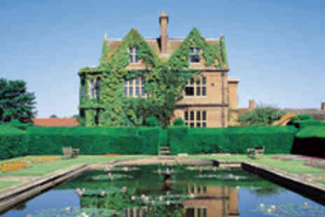 Horwood House - One night stay for two with evening meal and breakfast - Save 20%