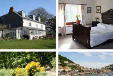 Great Trethew Manor - 2 night stay for 2 with breakfast & chocolates on arrival - Save 60%