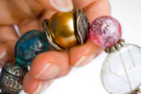 The Bead Shop - £30 to Spend on Jewellery and Craft Workshops - Save 53%