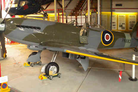 Solent Sky Museum - Solent Sky Museum for  2 Adults or a Family of 5 - Save 46%