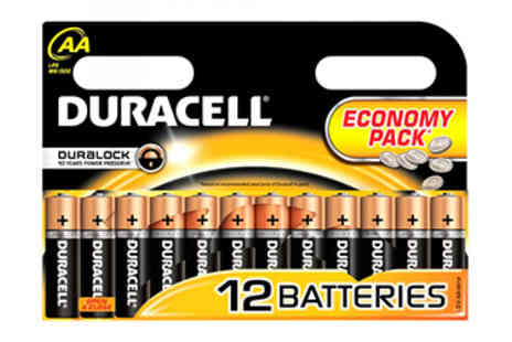 House of Batteries - Duracell AA Batteries - Save 44%
