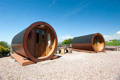 Roseland Holiday Park - One night glamping break for 2  - Save 37%