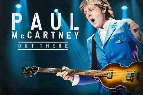 Marshall Arts - Tickets to Paul McCartney in Birmingham - Save 0%