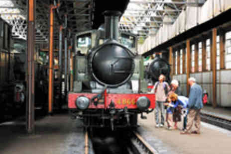 Didcot Railway Centre - Family Entry to Didcot Railway Centre - Save 44%