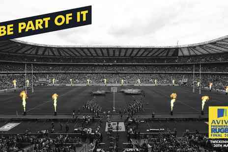 Premiership Rugby - Ticket to The Aviva Premiership Rugby Final 2015 - Save 0%