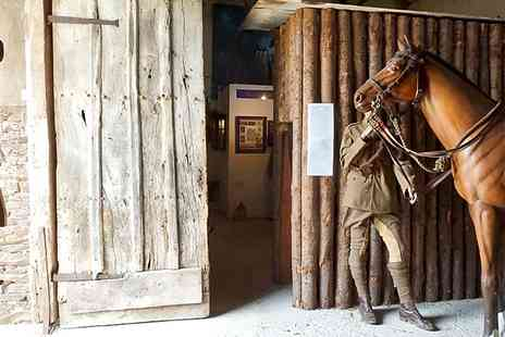 War Horse Valley Country - Entry to War Horse Valley Country Farm Park Museum  For Two - Save 50%