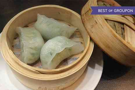 Crown Buffet - Dim Sum Meal With Prawn Crackers and Chinese Tea For Two - Save 35%