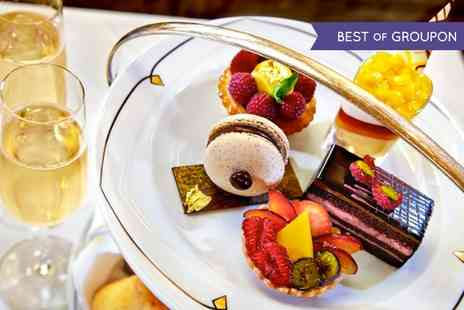 The Palm Court Lounge - Afternoon Tea For Two With Champagne - Save 36%