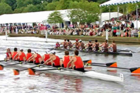 The Red Lion Hotel - Entry to Henley Royal Regatta with Afternoon Tea or a Three Course Lunch - Save 16%