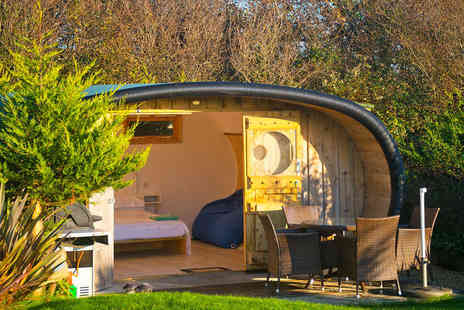 Atlantic Surf Pods - Two Night Stay for Two, with All Bed Linen and Towels Provided - Save 0%