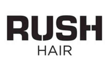 Rush HAIR - Half Head Highlights, Wash, Cut and Blow Dry - Save 39%