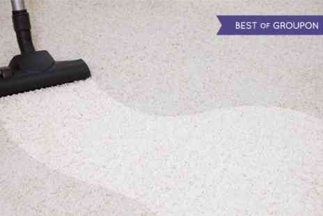 Walkers Clean - Carpet Cleaning For Three Rooms  - Save 0%
