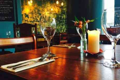 Rumpus Cosy - Two Course Meal For Two  - Save 0%