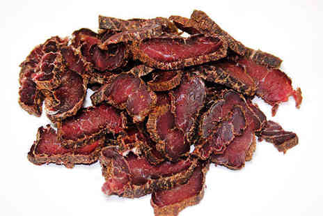 Feed your Inner Carnivore - Finest Gluten Free Biltong 500g - Save 53%