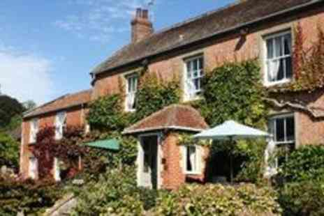 Woodlands Country House Hotel - Somerset charming stay for two with seven course tasting menu - Save 0%