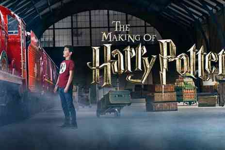 Blue Sea Holidays - The Making of Harry Potter Studio Tour and One Night Stay - Save 58%
