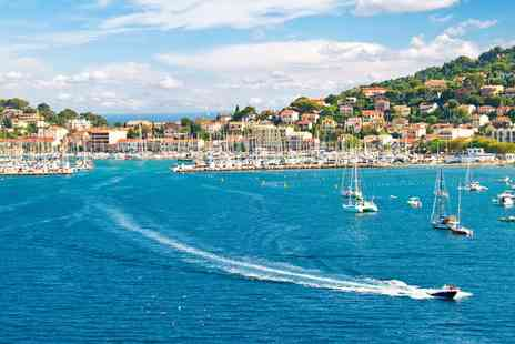 Azureva Roquebrune - Seven nights on the Cote d'Azur  with half board - Save 42%