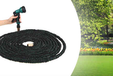 Verage Group - Expanding Lightweight Hose Available in 3 Lengths - Save 60%